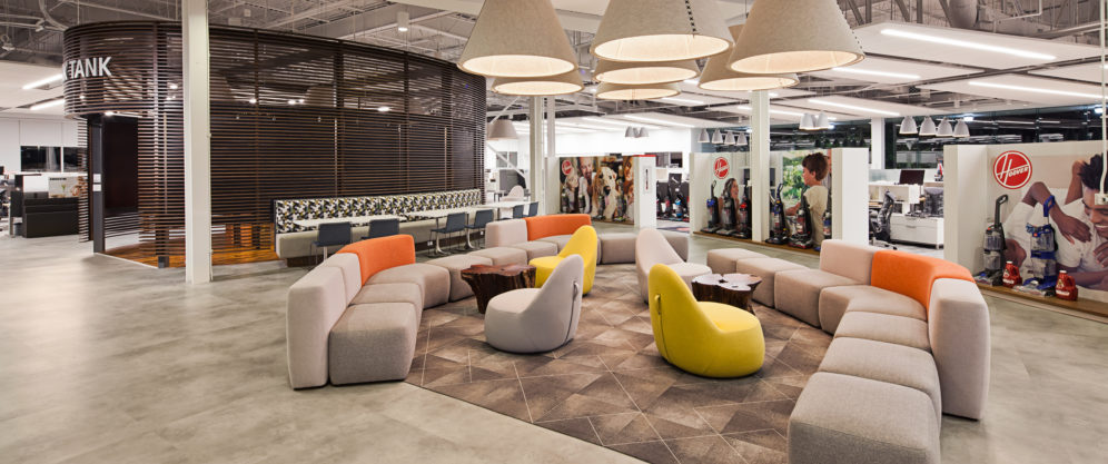 TTI Floor Care – Marketing Center for Excellence | Charlotte, NC