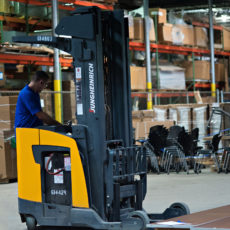 Warehousing and Asset/Inventory Management