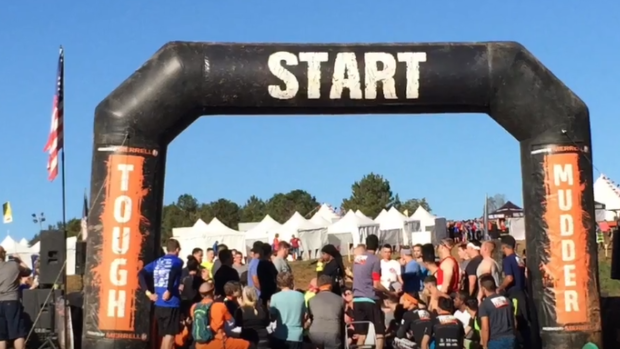 AWC Completes the Tough Mudder