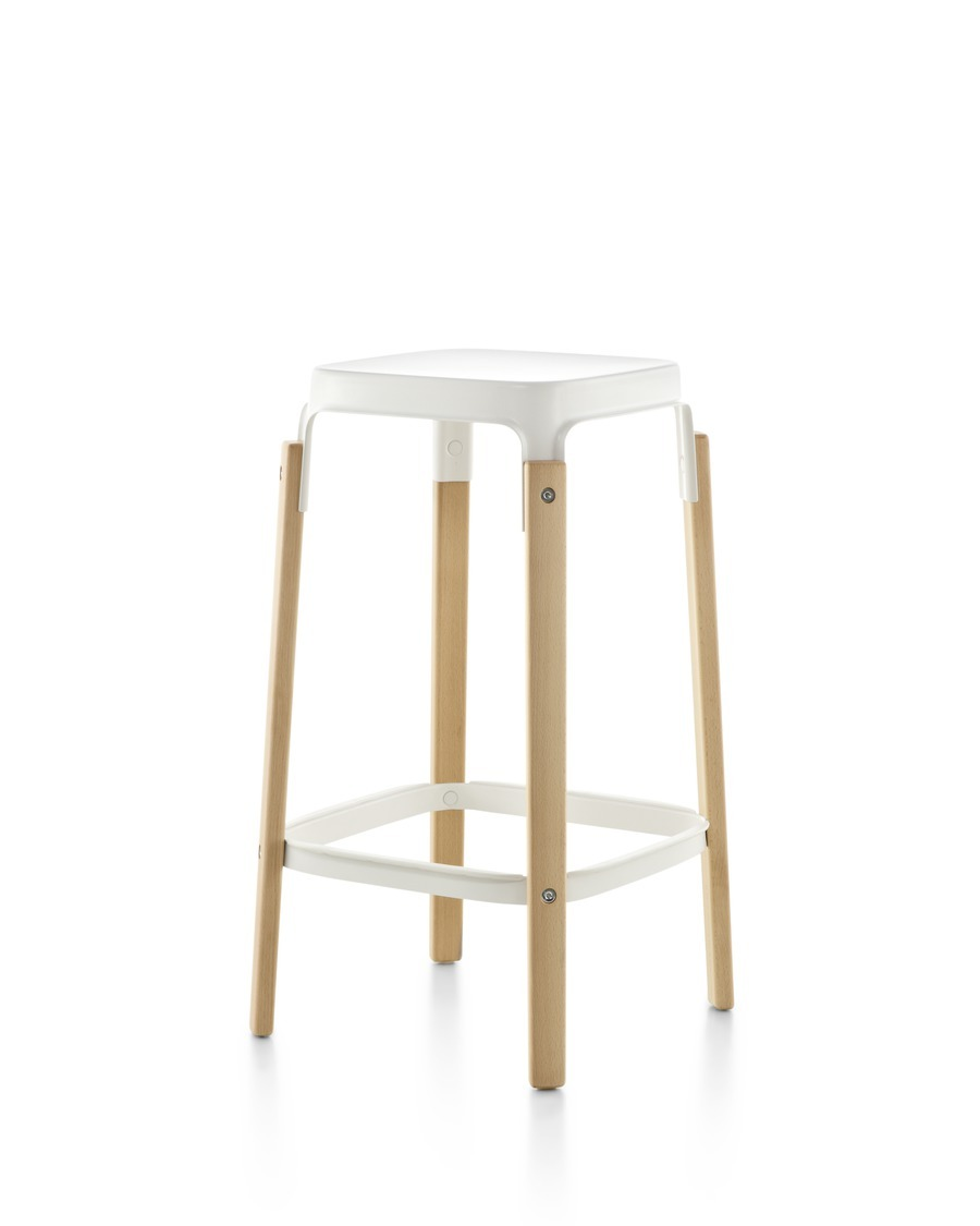 Magis Steelwood Stool Alfred Williams Amp Company
