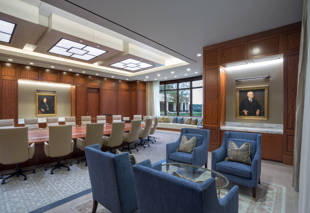 Duke Endownment  Boardroom 2